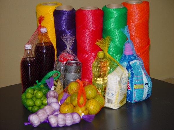 Envases pl sticos del centro malla empaque - Mallas de plastico ...